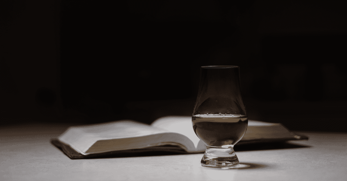 Drinking in the Bible.