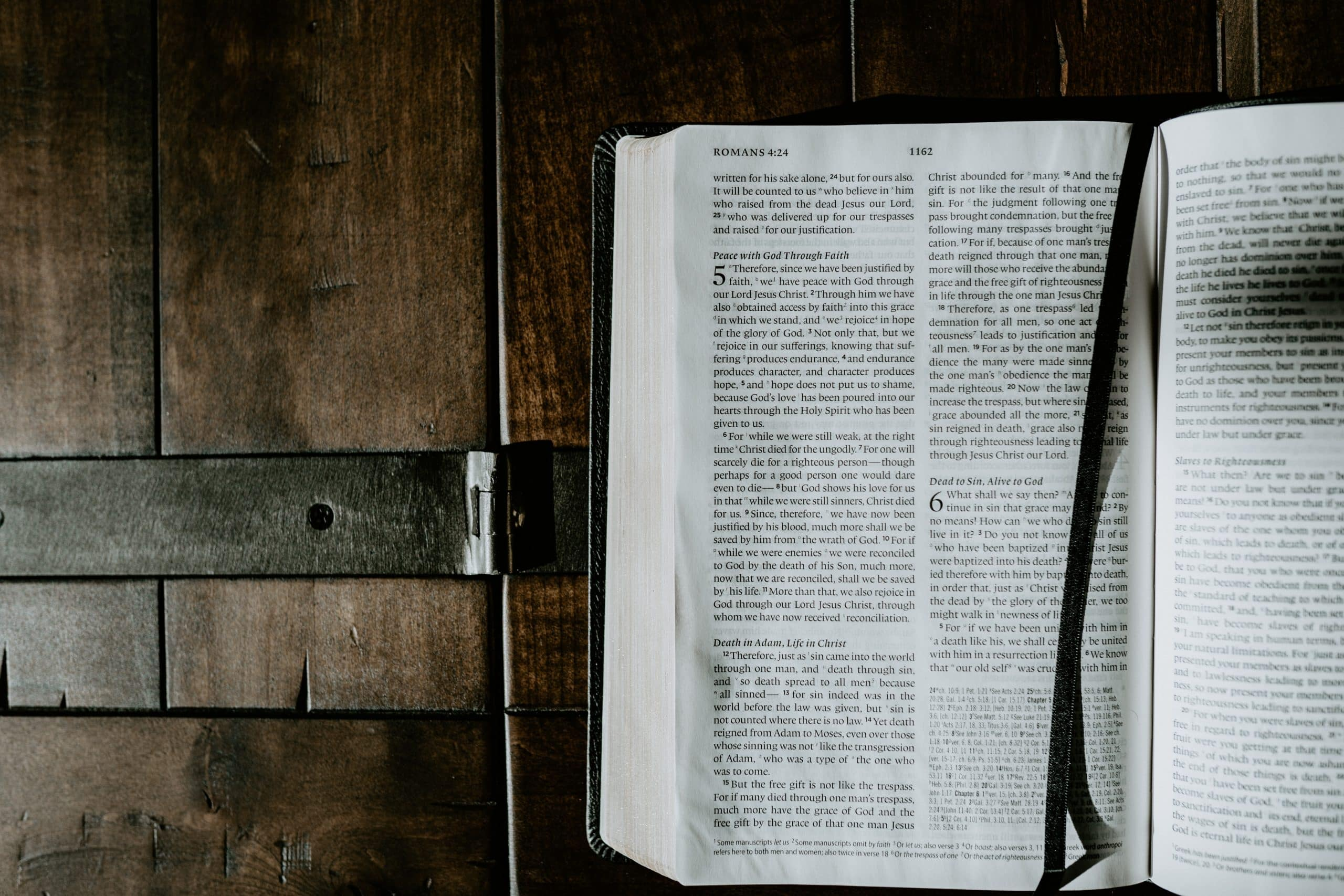 What Christians Need To Know About The Bible