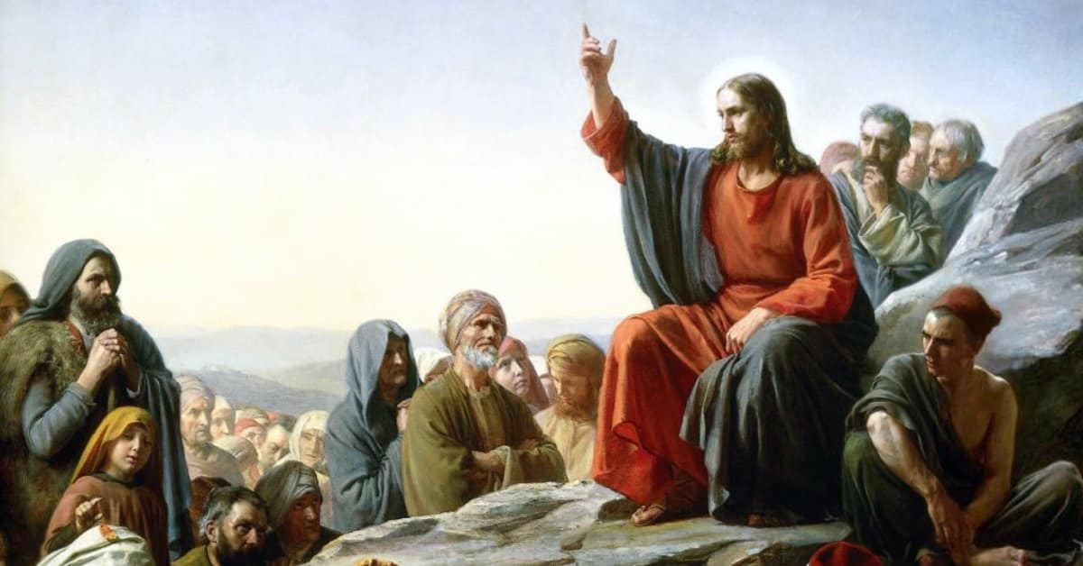 Jesus common teaching