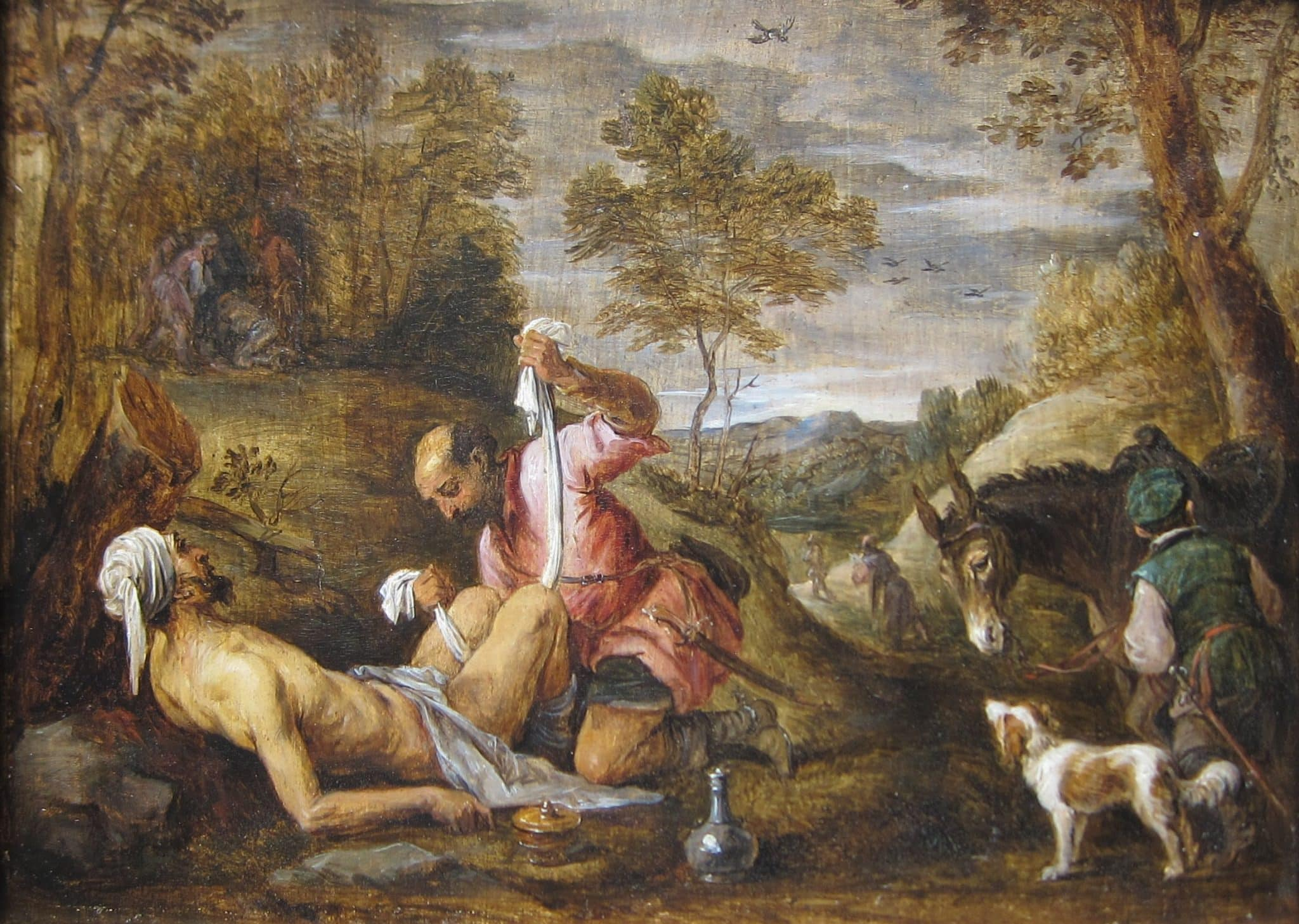 The Good Samaritan Meaning
