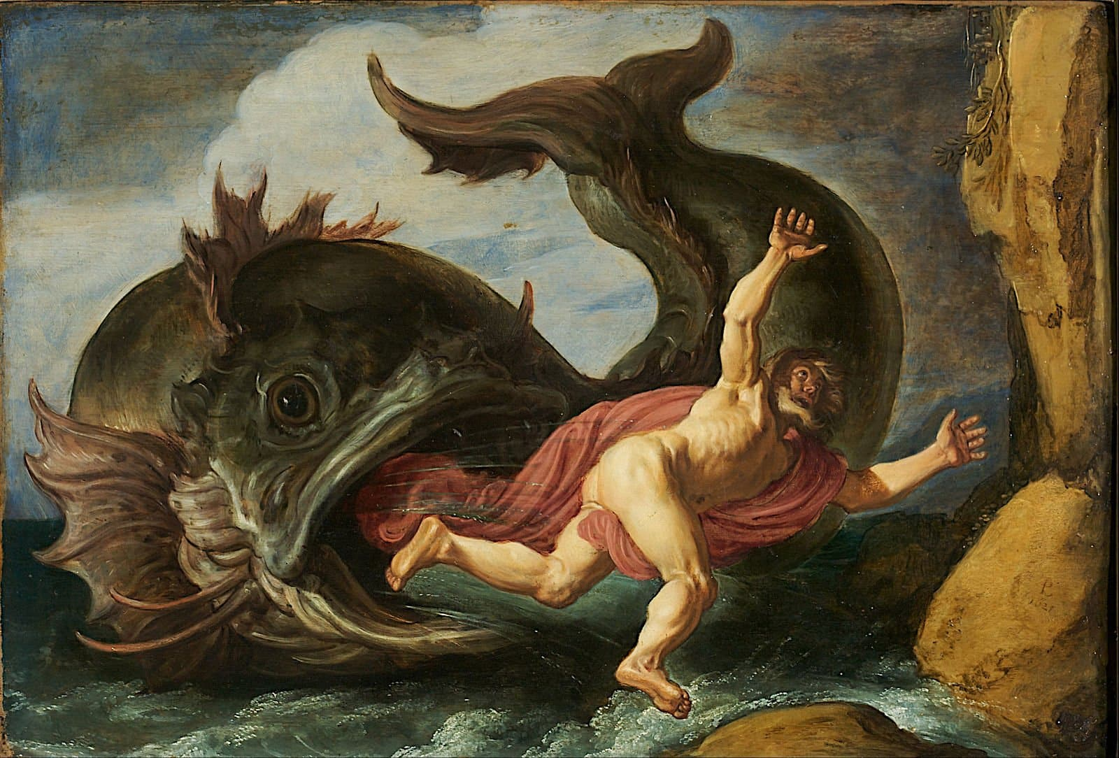 the meaning of the story of Jonah