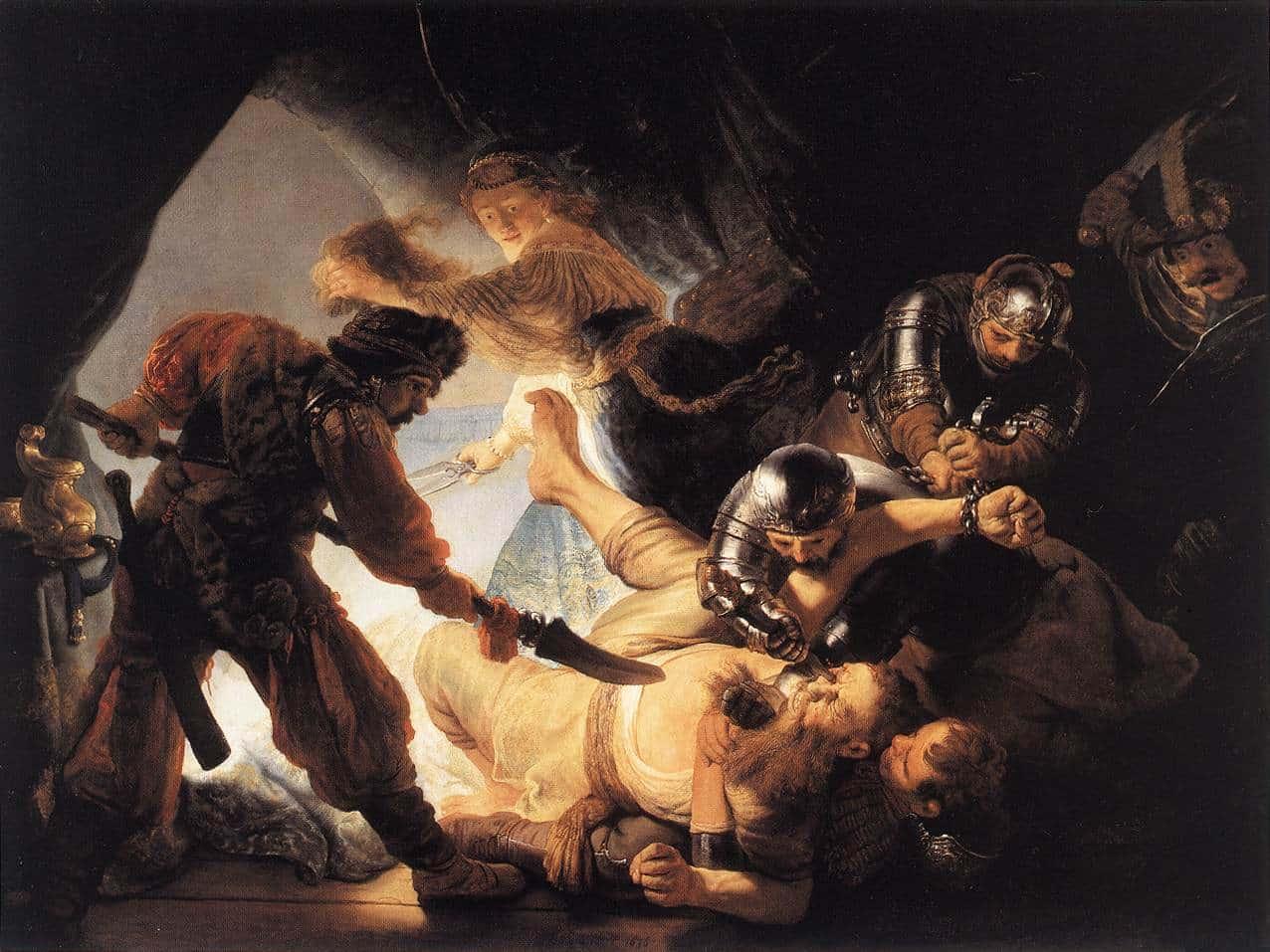 Samson Bible Story