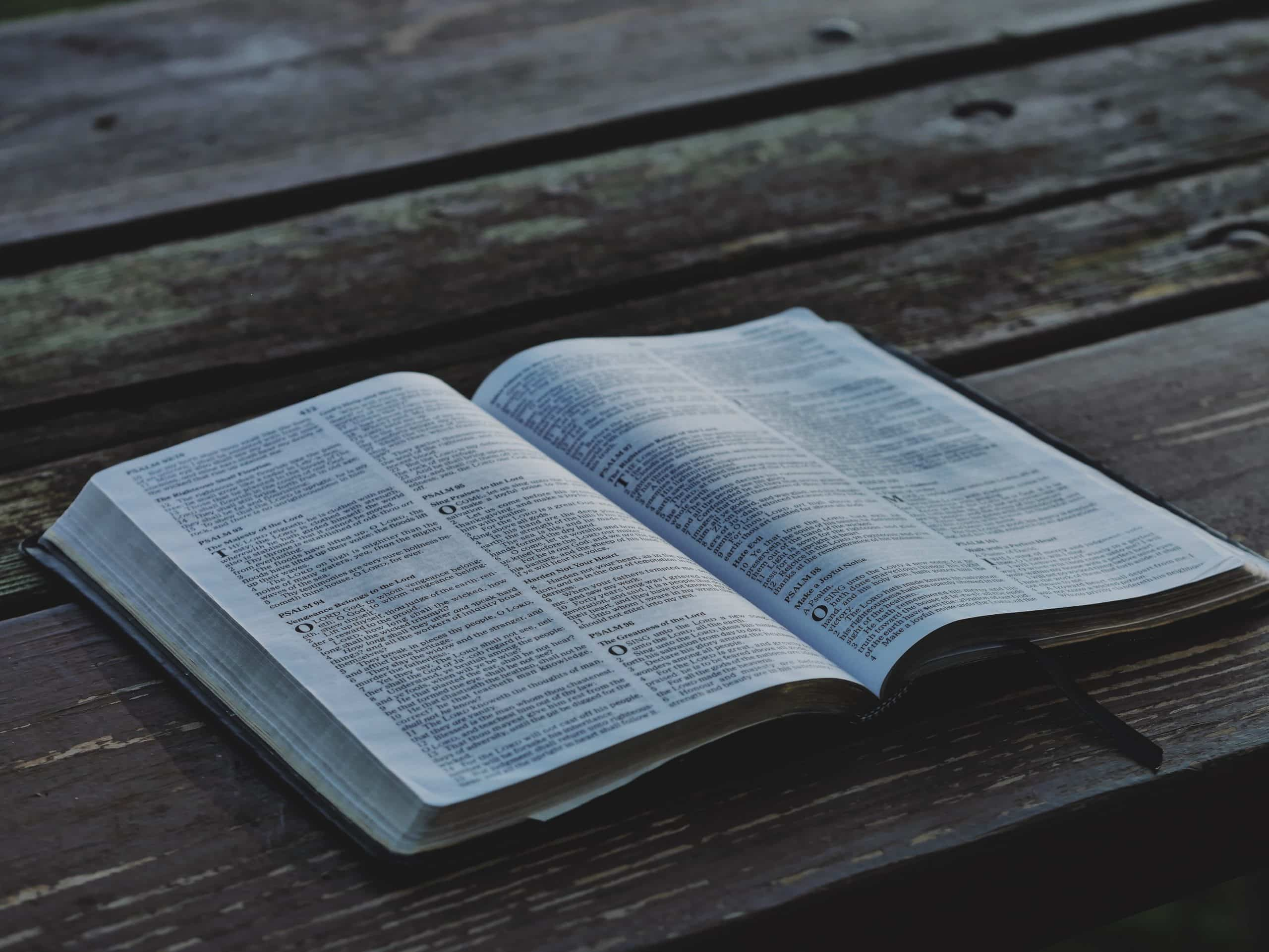 dangers of taking scripture out of context