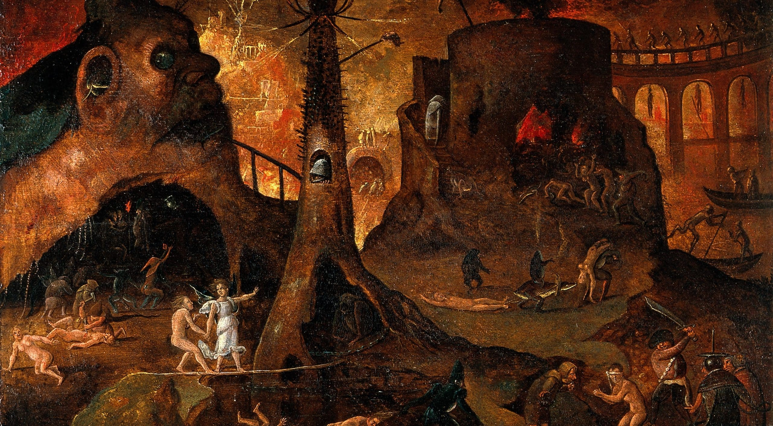 hell in the bible